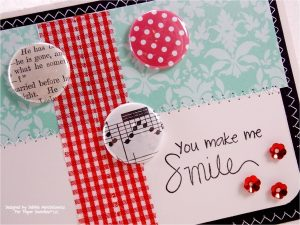 Debbie TSTR 225 2 300x225 You Make Me Smile   TSTR #225