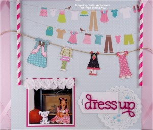 papersweeties debbie tstr2301 300x254 Dress up   TSTR #230