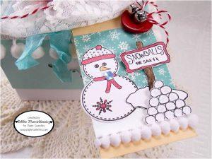 papersweeties debbie 11 26 142 300x225 25 Days of Christmas Tags!