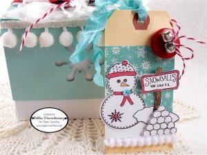 papersweeties debbie 11 26 144 300x225 25 Days of Christmas Tags!