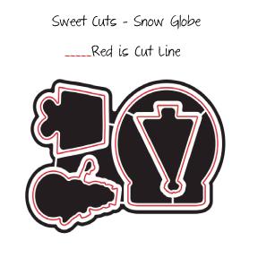 SC 131 Paper Sweeties December 2014 Release Party!