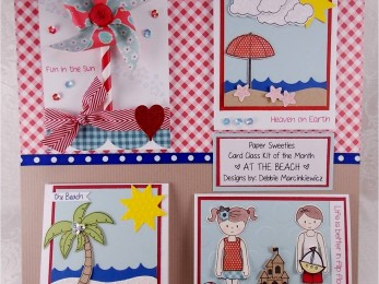 Paper Sweeties Kit of the Month – July 2015