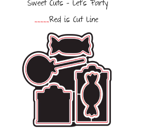 Sweet Cuts – Let's Party