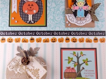 Paper Sweeties Kit of the Month – October 2015