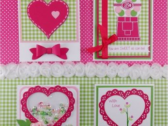 Paper Sweeties Card Kit of the Month | February 2016