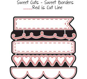 Sweet Cuts Sweet Borders