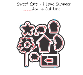 Sweet Cuts | I Love Summer