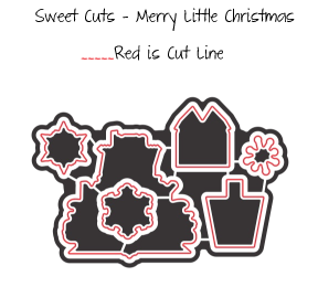 Sweet Cuts | Merry Little Christmas