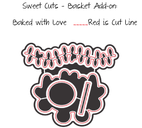 Sweet Cuts | Basket Add-on: Baked with Love