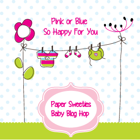 babybloghop Paper Sweeties October New Product Release: Day #1