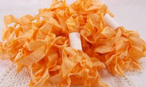 Seam Binding | Creamsicle