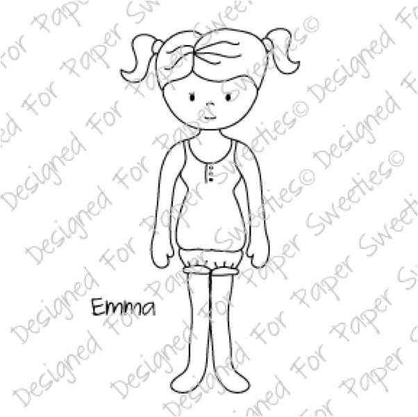 Paper Sweeties Emma