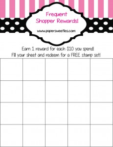 frequentshopper 231x300 Paper Sweeties August Release Sneak Peeks!