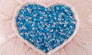 Sequins | Blue Raspberry