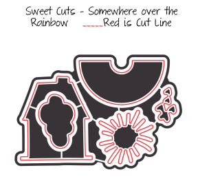Sweet Cuts | Somewhere over the Rainbow